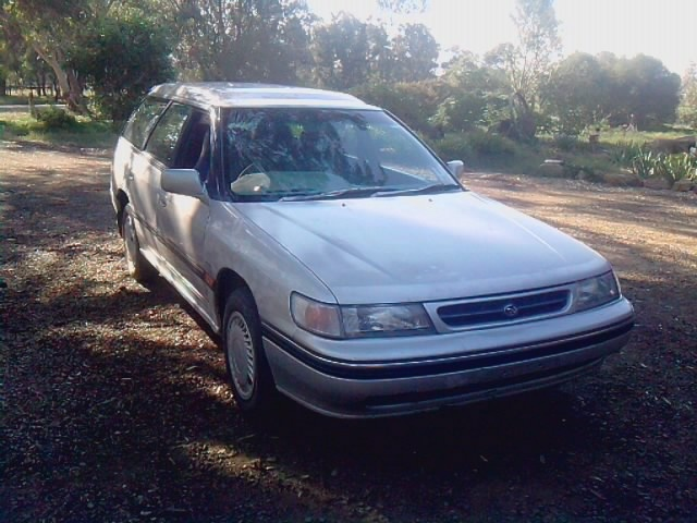 Picture of 1992 Subaru Liberty, exterior
