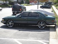 1994 Buick Park Avenue 4 Dr Base Sedan picture, exterior