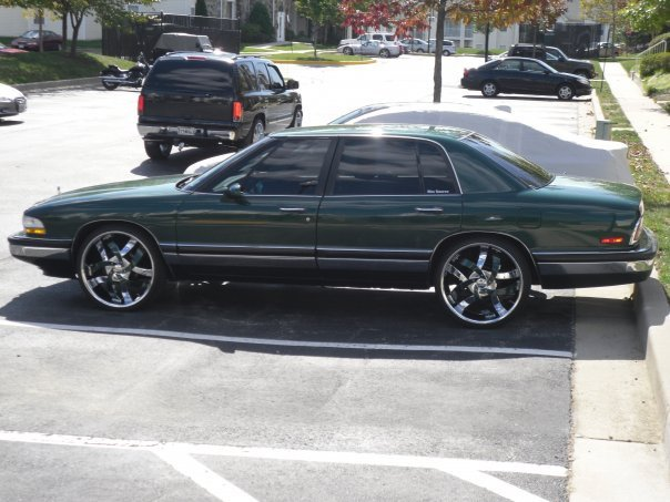 famous 1995 buick lesabre custom. Black Bedroom Furniture Sets. Home Design Ideas