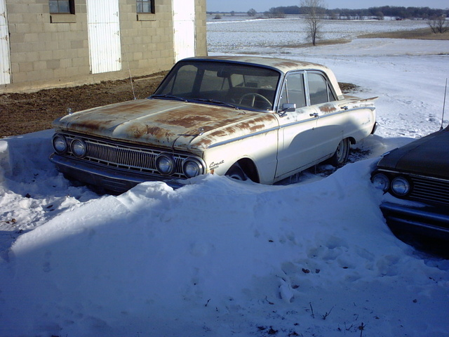Picture of 1962 Mercury Comet
