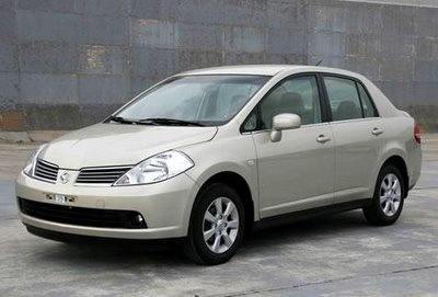 Picture of 2006 Nissan Tiida, exterior