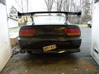 1989 Nissan 200SX, (fikabord) eller vinge kallas det ju... numerplåt påväg av .., exterior, gallery_worthy