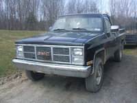 Picture of 1988 GMC Sierra C/K 2500, exterior