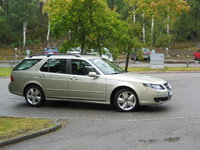 2007 Saab 9-5 SportCombi 2.3T, Daily runner., exterior