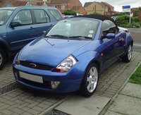 2004 Ford Ka, 3 hours of hard graft and it looks like it's gonna rain!, exterior
