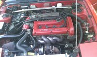 Picture of 1990 Plymouth Laser 2 Dr RS Turbo Hatchback, engine