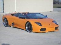 2003 Lamborghini Murcielago Overview