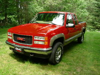 Picture of 1997 GMC Sierra 2500 2 Dr K2500 SLE 4WD Extended Cab SB HD, exterior