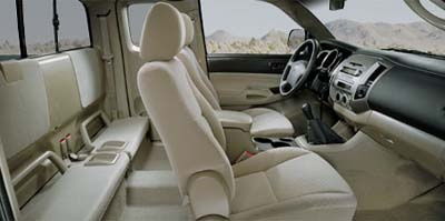 Picture of 2010 Toyota Tacoma X-Runner V6, interior, gallery_worthy