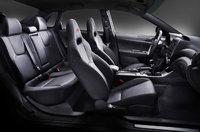 2011 Subaru Impreza, Interior View, interior, manufacturer