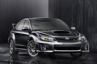 2011 Subaru Impreza, Front Right Quarter View, exterior, manufacturer
