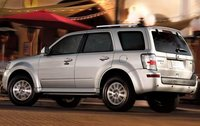 2011 Mercury Mariner, Left Side View, manufacturer, exterior