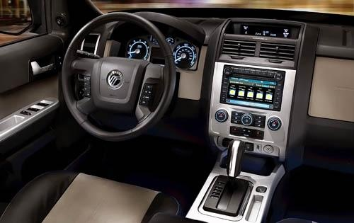 2011 Mercury Mariner, Interior View, interior, manufacturer