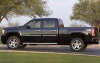 2011 GMC Sierra 2500HD, Left Side View, exterior, manufacturer