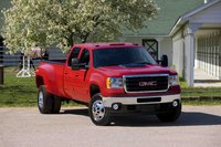 2011 GMC Sierra 3500HD, Front Right Quarter View, manufacturer, exterior