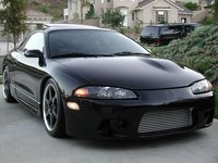 1998 Mitsubishi Eclipse RS picture, exterior