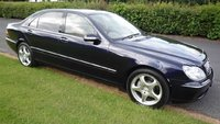 2002 Mercedes-Benz S-Class Overview