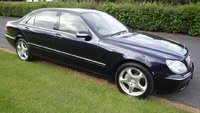 2002 Mercedes-Benz S-Class Picture Gallery