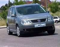 2004 Volkswagen Touran Picture Gallery