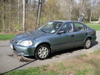 2000 Honda Civic LX picture, exterior