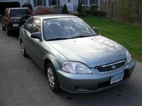Picture of 2000 Honda Civic LX, exterior