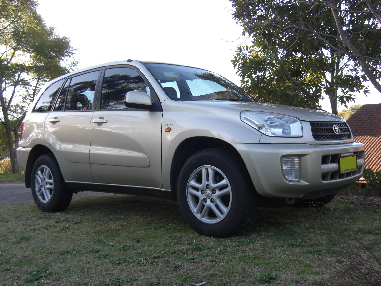 2003 Toyota RAV4 Base 4WD picture
