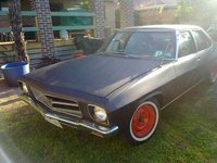 1974 Holden Kingswood, new paint, exterior