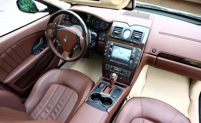 2009 Maserati Quattroporte - Interior Pictures - CarGurus