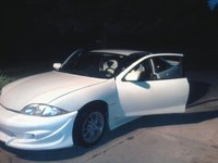Picture of 2000 Chevrolet Cavalier Sedan FWD, exterior, gallery_worthy