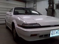 1989 Toyota Corolla GTS Coupe, oh ya. , exterior