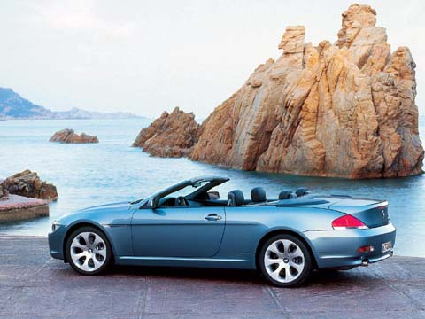 2010 BMW 6 Series 650i Convertible picture