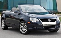 2011 Volkswagen Eos, Front Right Quarter View, exterior, manufacturer
