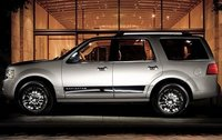 2011 Lincoln Navigator, Left Side View, manufacturer, exterior