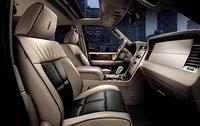 2011 Lincoln Navigator, Interior View, interior, manufacturer