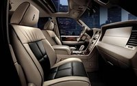 2011 Lincoln Navigator, Interior View, manufacturer, interior