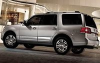 2011 Lincoln Navigator, Back Left Quarter View, exterior, manufacturer
