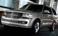 2011 Lincoln Navigator, Front Left Quarter View, exterior, manufacturer