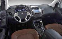 2011 Hyundai Tucson, Interior View, interior, manufacturer