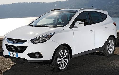 2011 Hyundai Tucson Review CarGurus