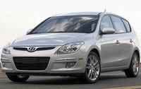 2011 Hyundai Elantra Touring, Front Left Quarter View, exterior, manufacturer