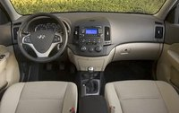 2011 Hyundai Elantra Touring, Interior View, manufacturer, interior