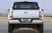 2011 Honda Ridgeline, Back View, exterior, manufacturer