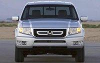 2011 Honda Ridgeline, Front View, exterior, manufacturer