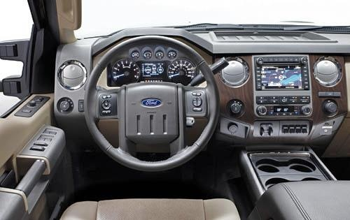 2017 Ford Transit 350 Xl >> 2011 Ford F-350 Super Duty - Interior Pictures - CarGurus