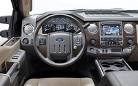 2011 Ford F-350 Super Duty, Interior View, interior, manufacturer