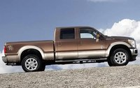 2011 Ford F-350 Super Duty, Right Side View, exterior, manufacturer
