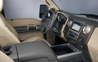 2011 Ford F-250 Super Duty, Interior View, interior, manufacturer