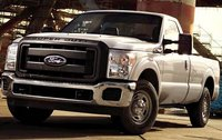 2011 Ford F-250 Super Duty, Front Left Quarter View, manufacturer, exterior