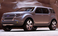 2011 Ford Explorer, Front Left Quarter View, exterior, manufacturer