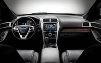 2011 Ford Explorer, Interior View, interior, manufacturer